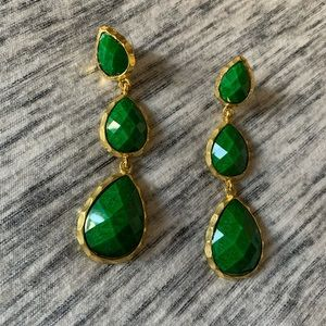 Amrita Singh East Hampton Earrings!